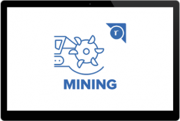 Insights for building mining apps