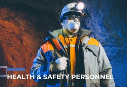 rapidInspect Persona: Health & Safety Personnel